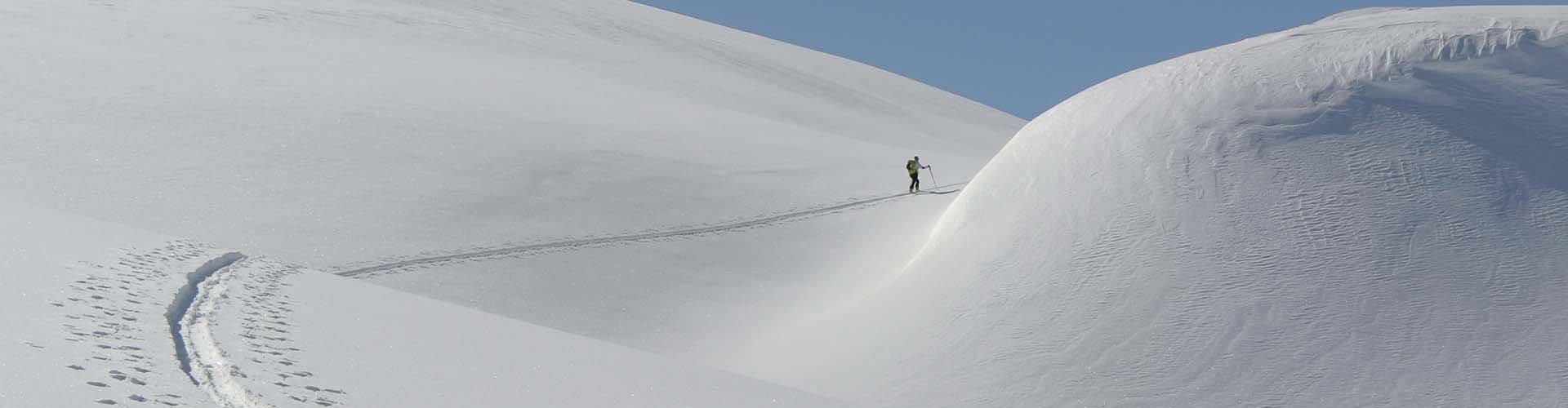 Skitourenwochen