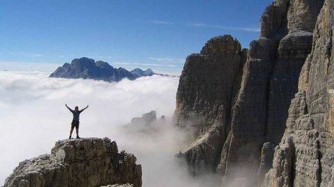 Bergsteigen & Klettern