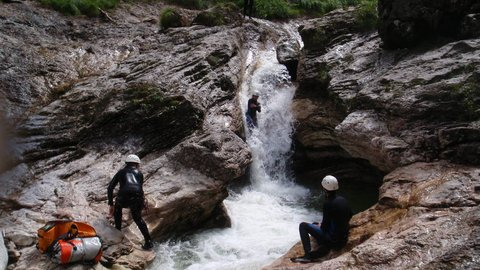Canyoning - Infos