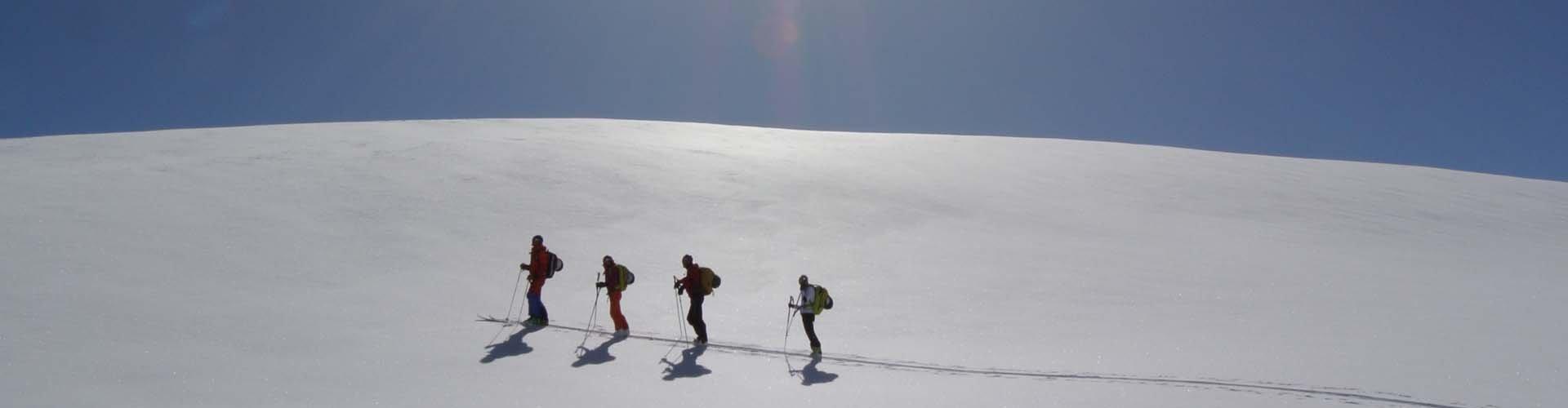 Skitourenwochenenden